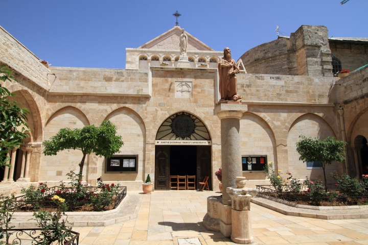 CHURCH OF THE NATIVITY
