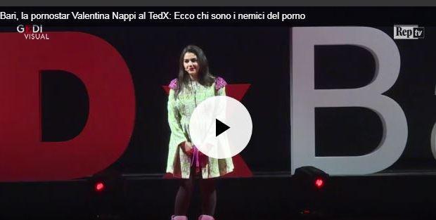 VALENTINA NAPPI TEDX