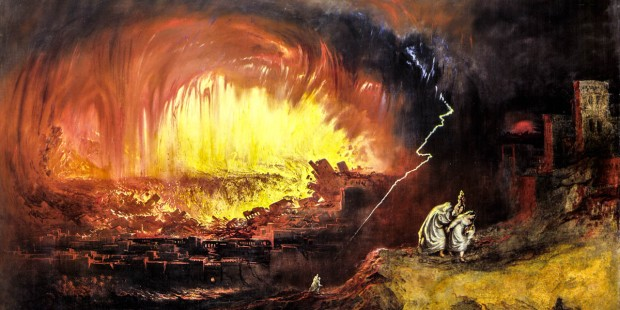 DESTRUCTION OF SODOM