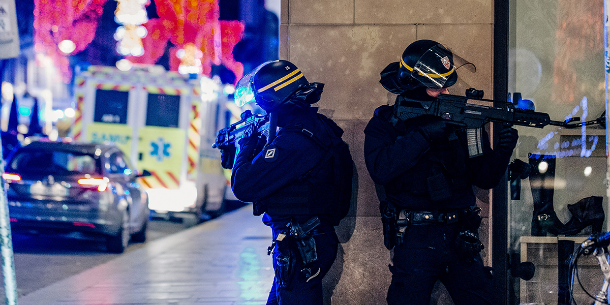 STRASBOURG ASSAULT