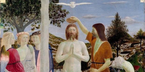BAPTISM CHRIST