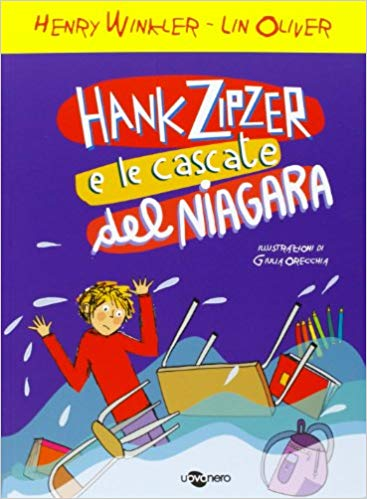 HANK ZIPZER, LIBRO