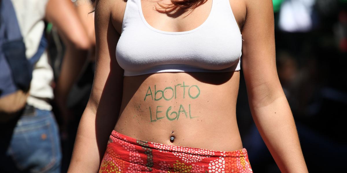 ABORTO, CORPO, DONNA