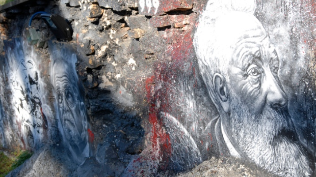 murales Jules Verne