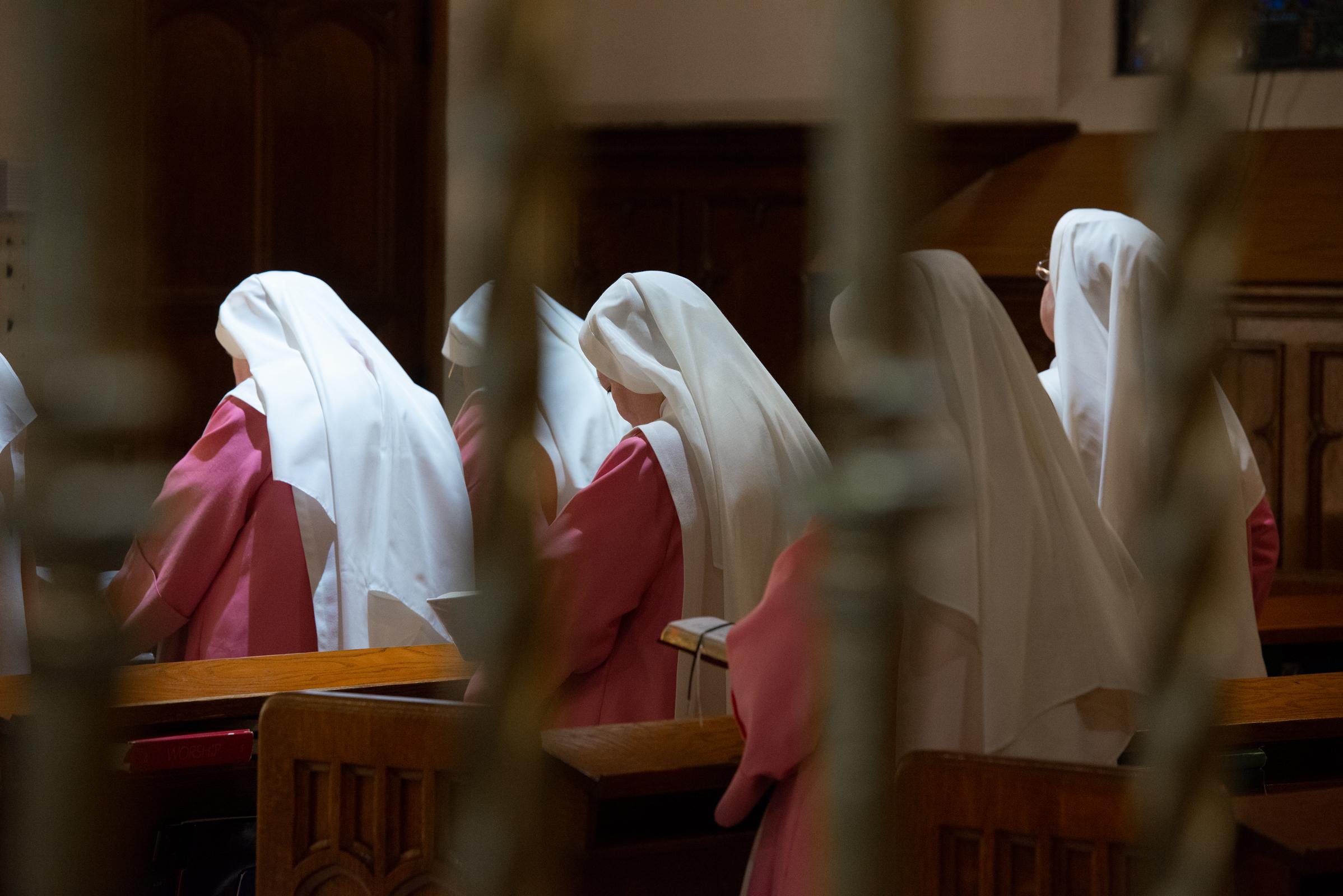 HOLY SPIRIT ADORATION SISTERS