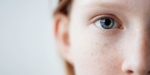 girl, eyes,
