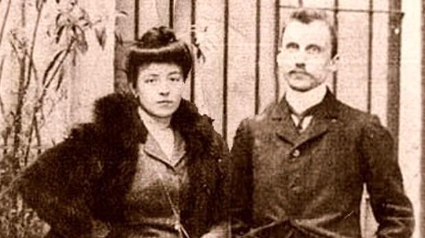 LUIGI AND MARIA QUATTROCCHI