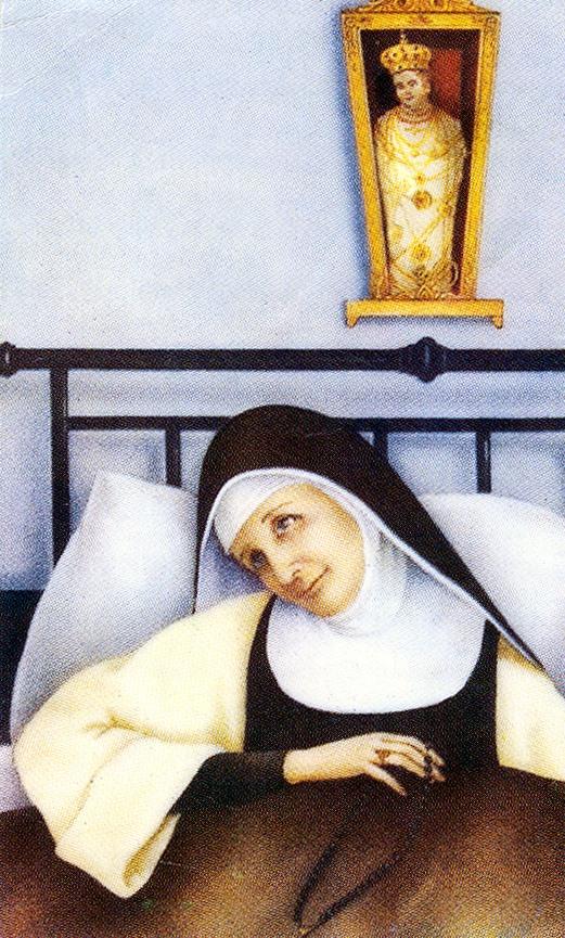 nun, purgatory, souls,
