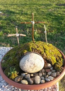 GARDEN, RESURRECTION, EASTER