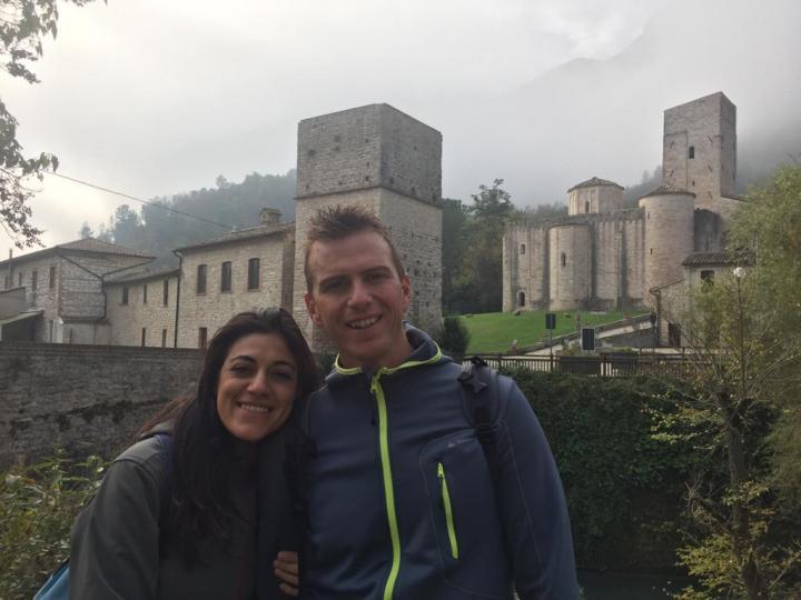 Annamaria e Francesco Civenni,