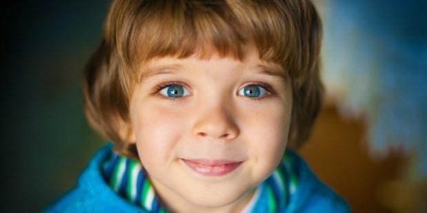 CHILD, HAPPY, SMILE