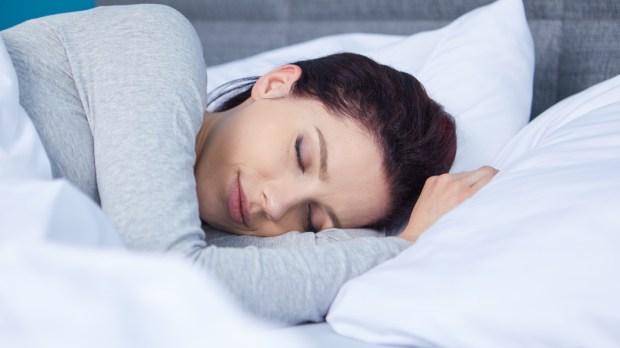 SLEEPING; BENEFITS