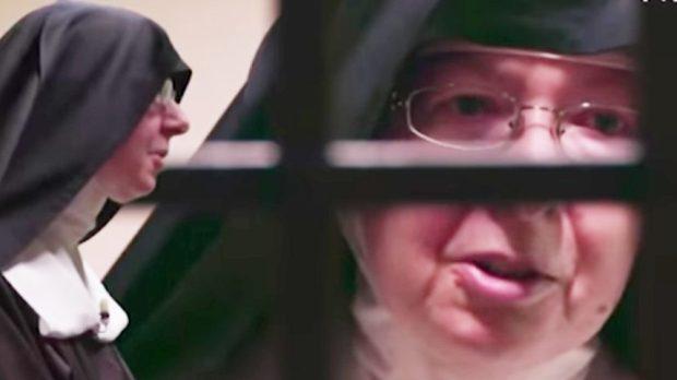 cloistered nun