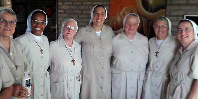 Sister, Franciscan, poors, Brazil,