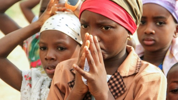 CHRZEŚCIJANIE W NIGERII