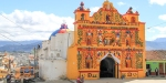 SAN ANDRES XECUL CHURCH; GUATEMALA