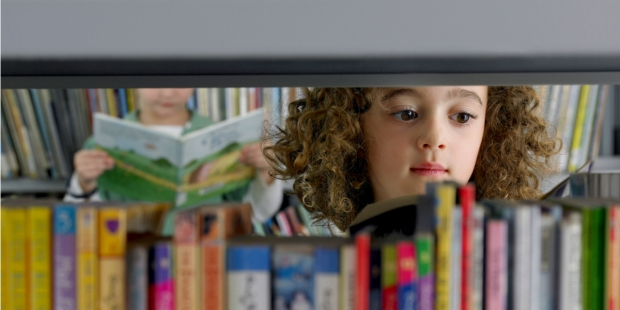 LITTLE GIRL LIBRARY