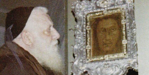 friar, jesus christ, prophecy