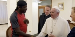 pope francis, stephen amos,