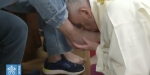 pope francis, lavanda dei piedi,