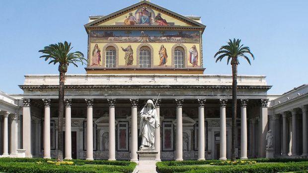 SAINT PAUL OUTSIDE THE WALLS; ROME