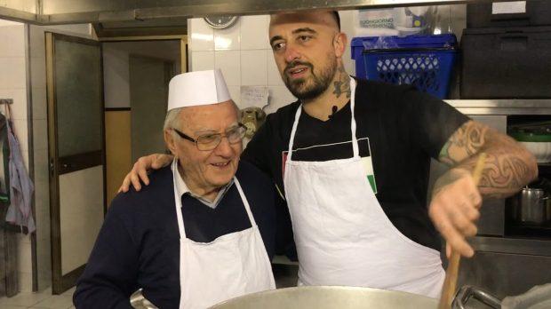 poor, poors, rome, chef,