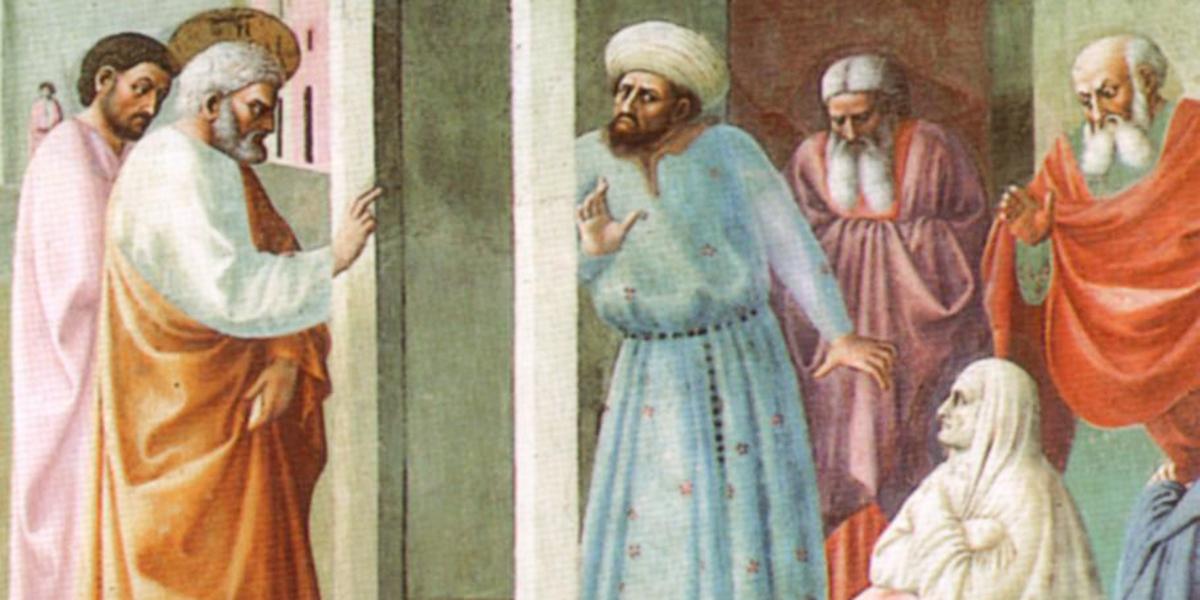 RAISING OF TABITHA