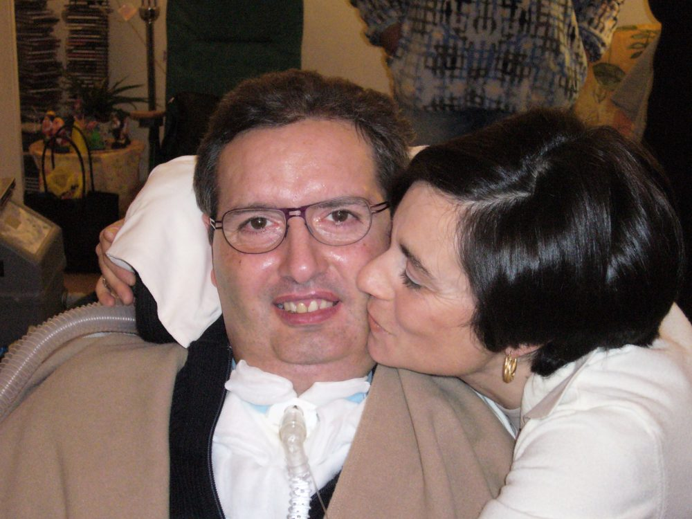 CINZIA D'AGOSTINO, MARCO, SLA