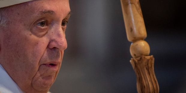 POPE FRANCIS CARITAS ASSEMBLY