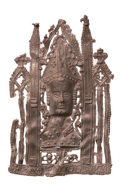 PILGRIM BADGE; BECKET