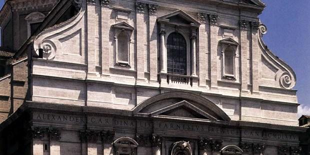 (FOTOGALLERY) Chiesa dei Gesuiti dedicata all'Eucaristia