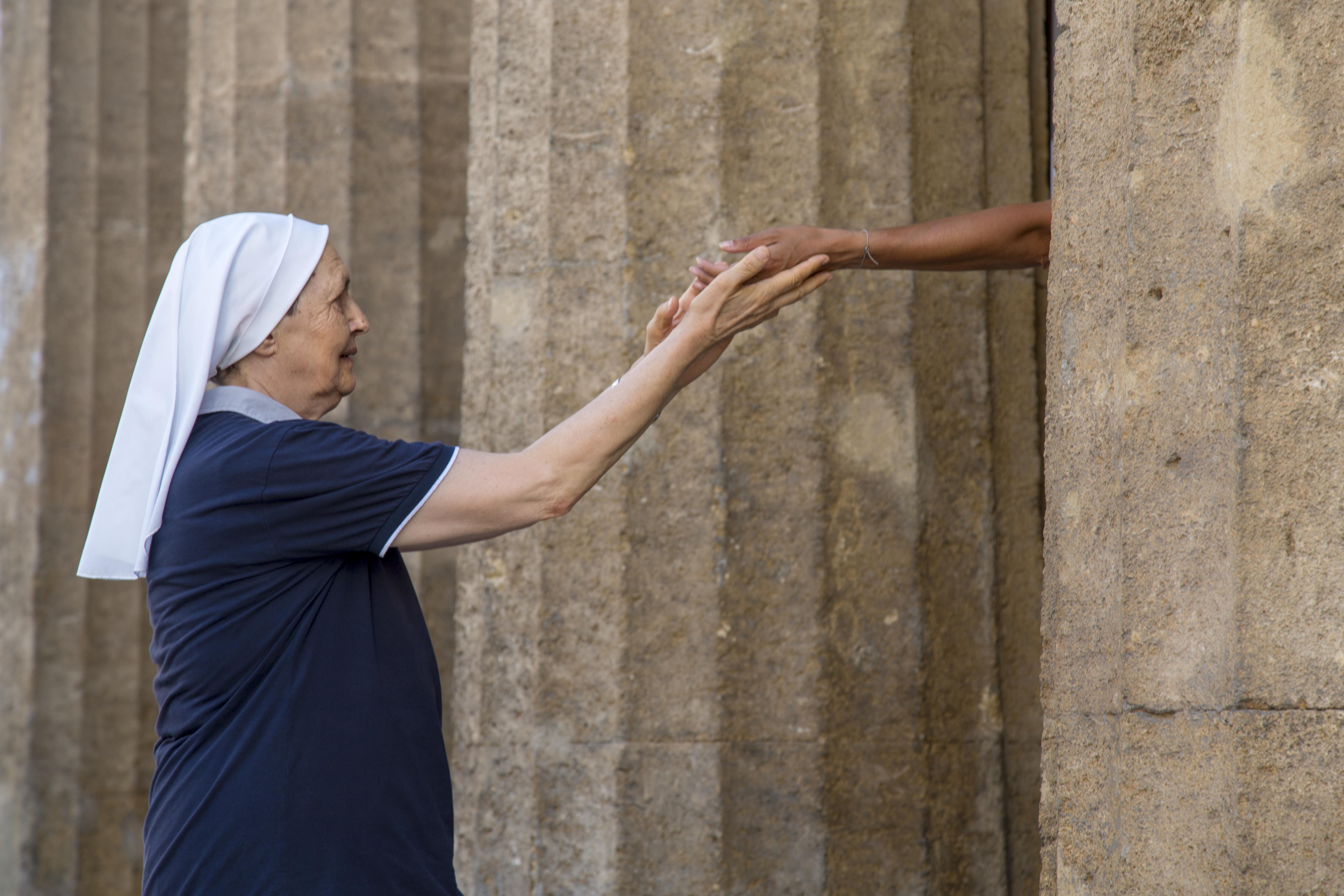 nun human trafficking