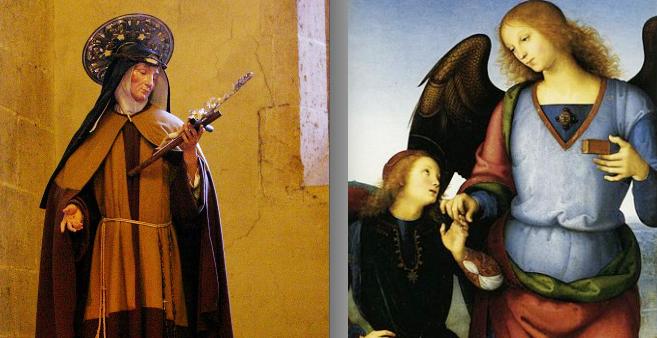 santa maria francesca delle cinque piaghe