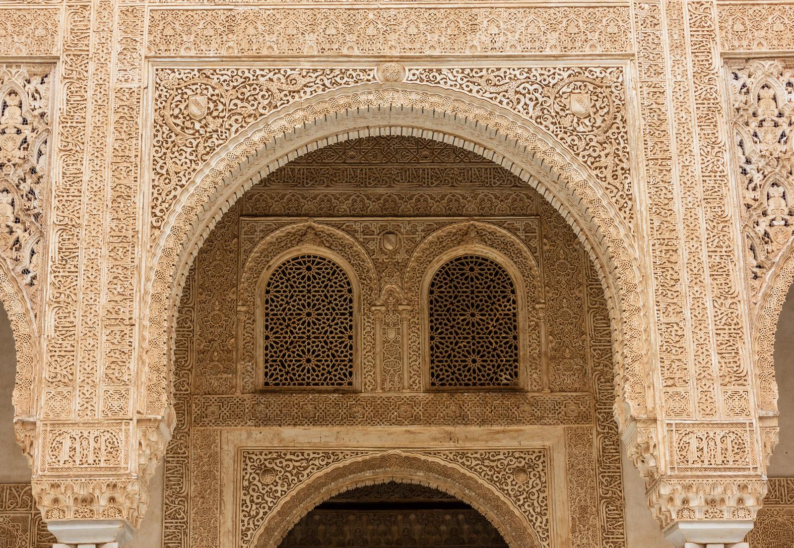 ARCHITECTURE ALHAMBRA PALACE
