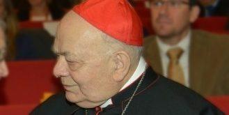 cardinal sgreccia italy