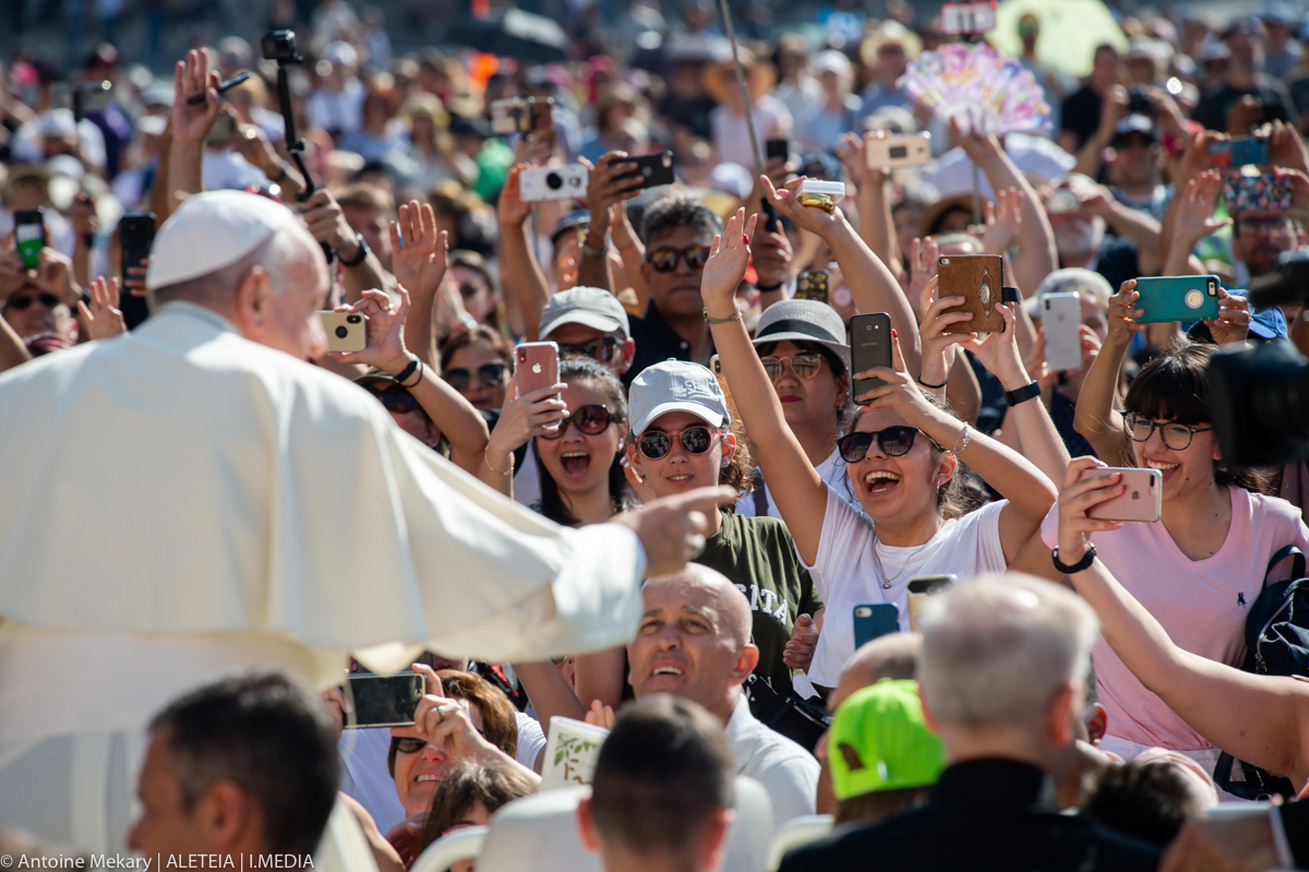 POPE AUDIENCE