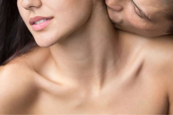 couple passion sex