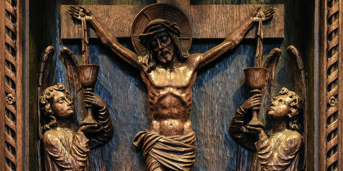 PRECIOUS BLOOD OF CHRIST