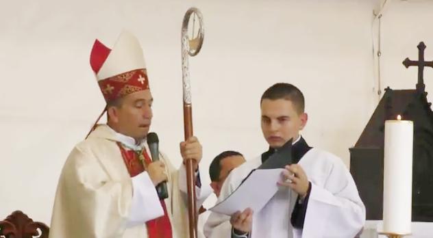 vescovo di buenaventura, colombia