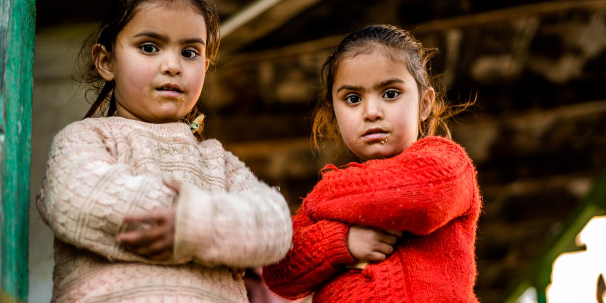 GIRLS, INDIA, CHILDREN