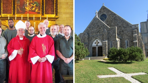 CHURCH OF ST. DISMAS