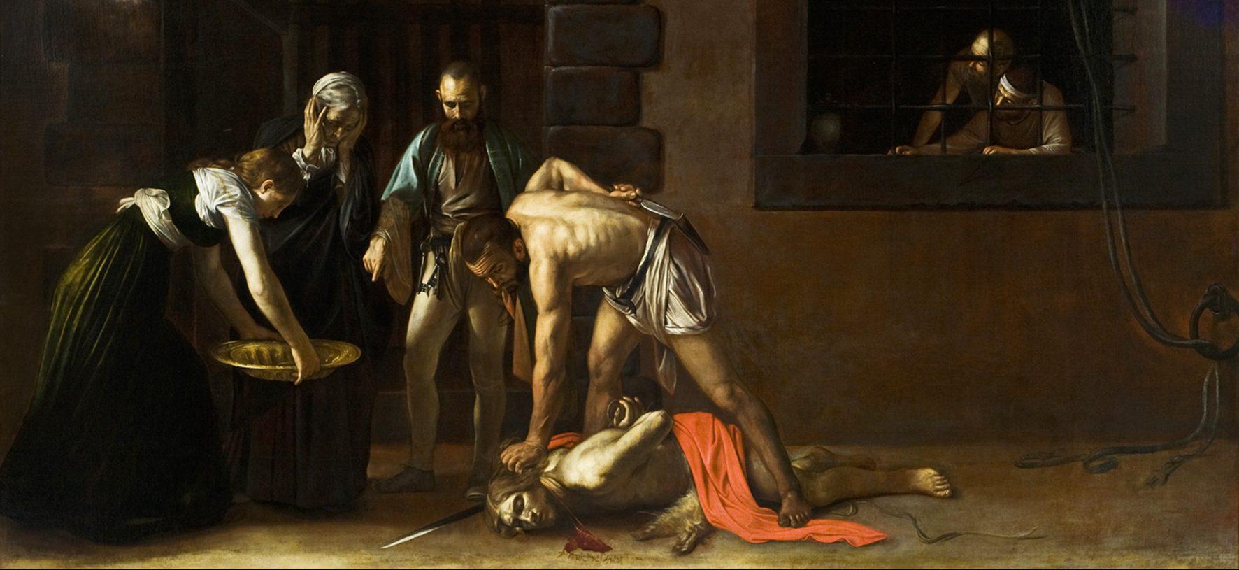 Decollazione di San Giovanni Battista (Caravaggio)