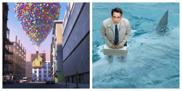 UP, WALTER MITTY