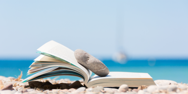 reading summer vacation book