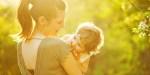 MOTHER, CHILD, SUN