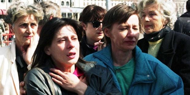 BOSNIA, WAR, WOMEN