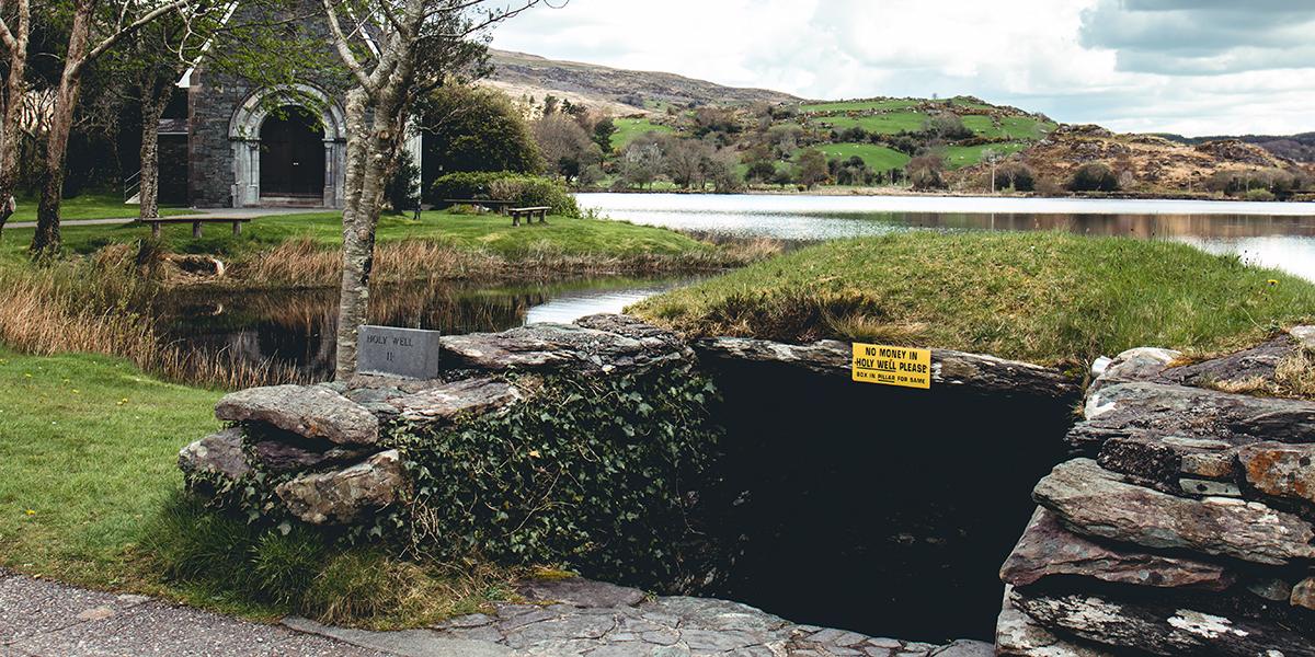 Gougane Barra, Ireland
