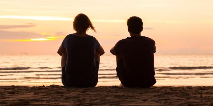couple silence