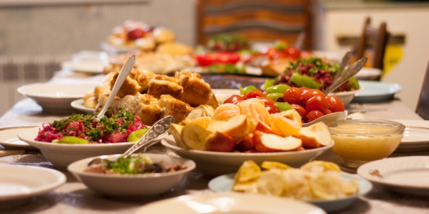 DINNER - TABLE