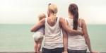 LESBIAN, MOTHERS, CHILD